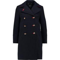 Płaszcze damskie pastelowe: Topshop Płaszcz wełniany /Płaszcz klasyczny navyblue