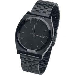 Nixon Time Teller - All Black Zegarek na rękę czarny. Czarne zegarki męskie Nixon. Za 399,90 zł.