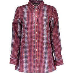 Koszule męskie: Koszula w kolorze czerwono-niebieskim