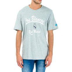 T-shirty męskie z nadrukiem: T-shirt w kolorze jasnoniebieskim