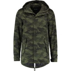Parki męskie: Only & Sons ONSELMER  Parka lead gray