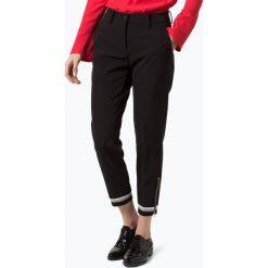Cambio - Spodnie damskie – Kriss, czarny. Czarne bryczesy damskie Cambio, prążkowane. Za 719,95 zł.