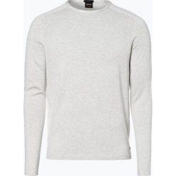 Swetry klasyczne męskie: BOSS Casual – Sweter męski – Amiroy, czarny