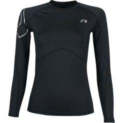 Koszulki sportowe męskie: Newline  Męska kompresyjna koszulka termiczna Iconic – długi rękaw Czarna XL