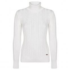 Giorgio Di Mare Sweter Damski Xl Biały. Białe swetry klasyczne damskie marki Giorgio di Mare, xl. Za 189,00 zł.