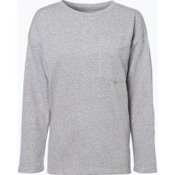 Bluzy damskie: Marie Lund Sport - Damska bluza nierozpinana, szary