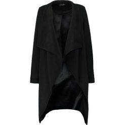 Płaszcze damskie: Wallis WATERFALL Płaszcz wełniany /Płaszcz klasyczny black