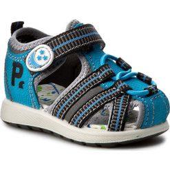 Sandały PRIMIGI - 7569200  Turc. Niebieskie sandały chłopięce Primigi, z materiału. W wyprzedaży za 139,00 zł.