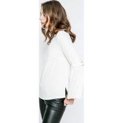Answear - Koszula Ur Your Only Limit. Szare koszule damskie marki ANSWEAR, l, z materiału, casualowe, z okrągłym kołnierzem, z długim rękawem. W wyprzedaży za 59,90 zł.