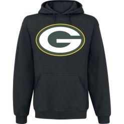 Bejsbolówki męskie: NFL Green Bay Packers Bluza z kapturem czarny