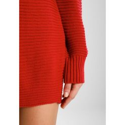 Sukienki: Missguided AYVAN MOVE ON JUMPER DRESS Sukienka dzianinowa red