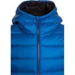 Next PADDED JACKET  Kurtka puchowa blue. Niebieskie kurtki dziewczęce przeciwdeszczowe Next, na zimę, z materiału. W wyprzedaży za 255,20 zł.