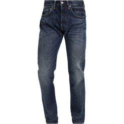 Spodnie męskie: Edwin ED55 REGULAR TAPERED Jeansy Zwężane contrast clean wash