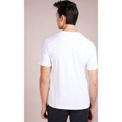 T-shirty męskie z nadrukiem: Les Deux Tshirt z nadrukiem white/black