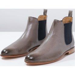 Botki damskie lity: Melvin & Hamilton SUSAN Ankle boot ash/navy