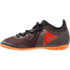 Buty skate męskie: adidas Performance X TANGO 17.3 IN Halówki core black/solar red/solar orange