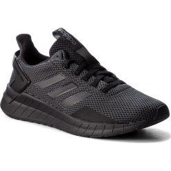 Buty adidas - Questar Ride B44806 Cblack/Cblack/Carbon. Czarne buty do biegania męskie Adidas, z materiału. W wyprzedaży za 219,00 zł.