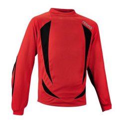 Bejsbolówki męskie: REUSCH Bluza Shirt II GK shirt LS czerwona r. M (30001)