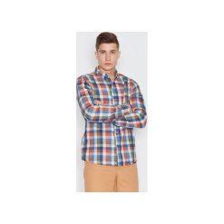 Koszula V010 Multicolor. Szare koszule męskie marki Button. Za 99,00 zł.