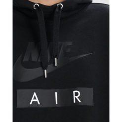 Bluzy rozpinane damskie: Nike Sportswear HOODIE AIR Bluza z kapturem black