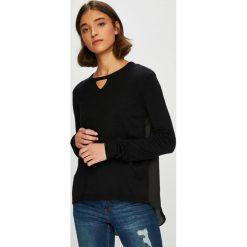Silvian Heach - Sweter. Szare swetry klasyczne damskie marki Silvian Heach, l, z dzianiny, z włoskim kołnierzykiem. Za 299,90 zł.