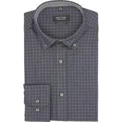 Koszula bexley f2672 długi rękaw custom fit czarny. Szare koszule męskie marki Recman, m, z długim rękawem. Za 139,00 zł.