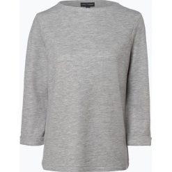 Franco Callegari - Damska bluza nierozpinana, szary. Szare bluzy rozpinane damskie Franco Callegari. Za 179,95 zł.