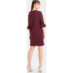 Sukienki hiszpanki: Soaked in Luxury VESTIA DRESS Sukienka z dżerseju dress blues/hibiscus