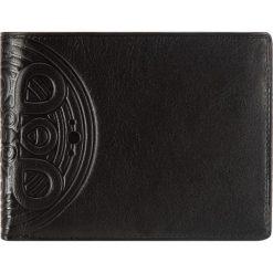 Portfel 04-1-262-1. Czarne portfele męskie marki Wittchen. Za 399,00 zł.