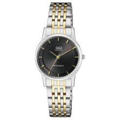 Zegarek Q&Q Damski Klasyczny QA57-402 srebrny. Szare zegarki damskie Q&Q, srebrne. Za 110,60 zł.