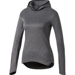 Bluzy damskie: Adidas Bluza damska Response Astro Hoodie Women szara r. S  (BK3161)