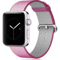 """Bransoletki damskie na nogę: Bransoletka """"Smartwatch"""" w kolorze różowym - 38 mm"""