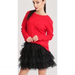 Czerwony Sweter Hope. Czerwone swetry klasyczne damskie marki other, l. Za 79,99 zł.