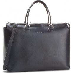 Torebka COCCINELLE - CI0 Keyla E1 CI0 18 01 01 Noir 001. Czarne torebki klasyczne damskie marki Coccinelle, ze skóry. Za 1399,90 zł.