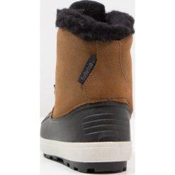 Fullstop. Śniegowce brown. Szare buty zimowe chłopięce marki fullstop., z materiału. W wyprzedaży za 132,30 zł.