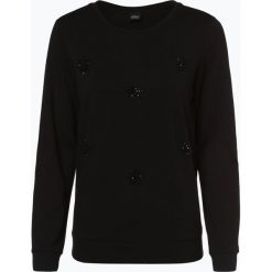 S.Oliver Black Label - Damska bluza nierozpinana, czarny. Czarne bluzy damskie s.Oliver BLACK LABEL, s, z aplikacjami. Za 299,95 zł.