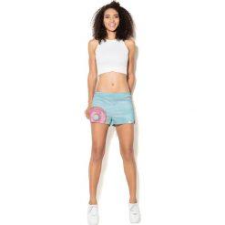 Colour Pleasure Spodnie damskie CP-020 69 różowo-błękitne r. M-L. Spodnie dresowe damskie Colour pleasure, l. Za 72,34 zł.