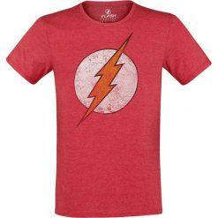 T-shirty męskie: The Flash Logo T-Shirt odcienie czerwonego