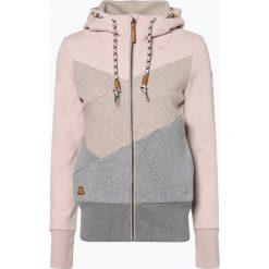 Ragwear - Damska bluza rozpinana – Viola Block, różowy. Czerwone bluzy rozpinane damskie marki Ragwear, m. Za 349,95 zł.