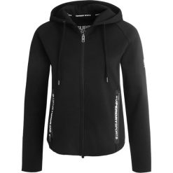 Bluzy damskie: Superdry TECH LUXE Bluza rozpinana black