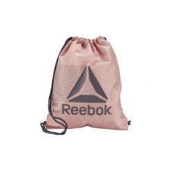 Plecaki Reebok Sport  Torba  Drawstring. Czerwone plecaki damskie Reebok Sport. Za 49,95 zł.
