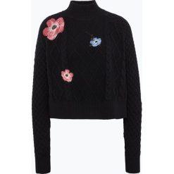 Tommy Jeans - Sweter damski, czarny. Czarne swetry klasyczne damskie Tommy Jeans, xs, z denimu. Za 599,95 zł.