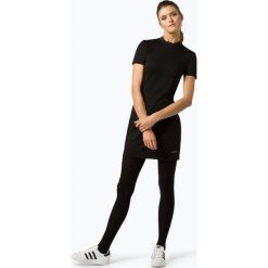 Calvin Klein Jeans - Sukienka damska, czarny. Sukienki małe czarne marki Calvin Klein Jeans, xs, z jeansu, z golfem, z krótkim rękawem, bodycon. Za 439,95 zł.