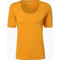 Apriori - T-shirt damski, żółty. Niebieskie t-shirty damskie marki Apriori, l. Za 99,95 zł.