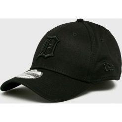 New Era - Czapka. Czarne czapki z daszkiem męskie New Era. W wyprzedaży za 119,90 zł.