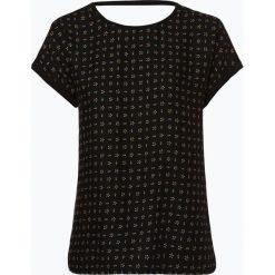 Esprit Casual - Koszulka damska, czarny. Czarne t-shirty damskie Esprit Casual, l, z nadrukiem. Za 79,95 zł.