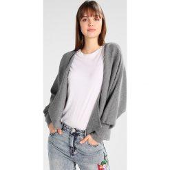 Swetry damskie: Vila VIELASTA Kardigan medium grey melange