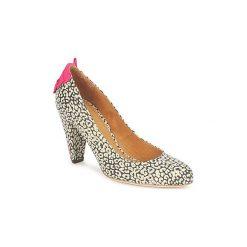 Czółenka Maloles  CHRISTIA. Szare buty ślubne damskie Maloles. Za 867,30 zł.