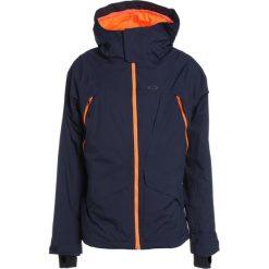 Oakley VERTIGO  Kurtka snowboardowa fathom. Niebieskie kurtki narciarskie męskie marki Oakley, m, z materiału. W wyprzedaży za 983,20 zł.