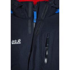Jack Wolfskin CROSSWIND 3IN1 Kurtka hardshell night blue. Niebieskie kurtki chłopięce marki Jack Wolfskin, z hardshellu, outdoorowe. W wyprzedaży za 486,85 zł.